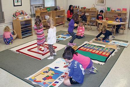 La méthode pédagogique Montessori : Former des « Entrepreneurs de l'apprentissage »